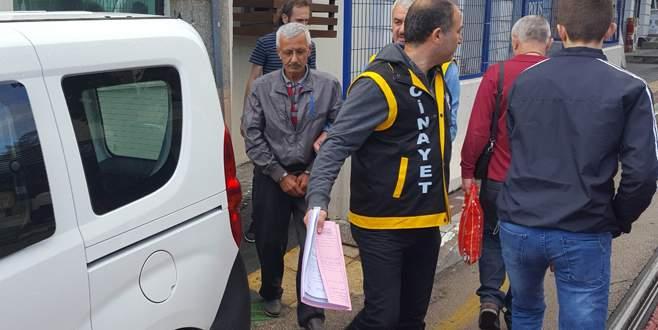 Bursa'da kooperatif başkanını öldüren sanığa 25 yıl hapis cezası