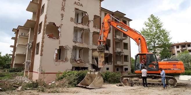 Bursa'da kentsel dönüşüm halkası genişliyor