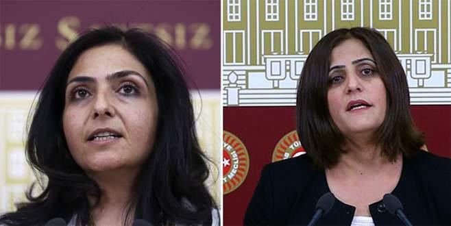 HDP'li Milletvekilleri Ertan ve Taşdemir hakkında fezleke