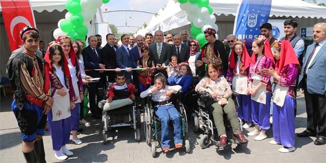 Büyükşehir'den 'engelsiz sokak festivali'