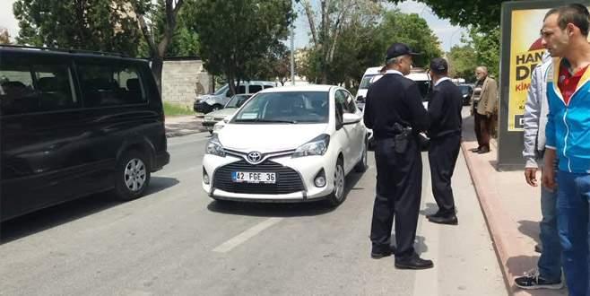 Trafikte hamile doktora silahlı saldırı