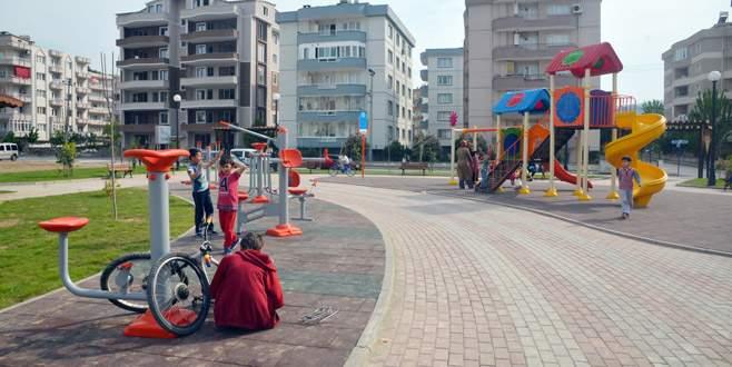 Mudanya'ya yeni ortak yaşam alanları