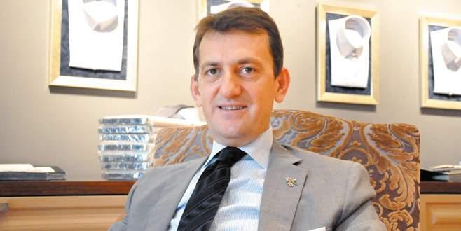 'Bursaspor'la iyi ilişkiler içerisindeyiz'