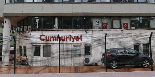 Cumhuriyet internet yayın yönetmeni gözaltına alındı