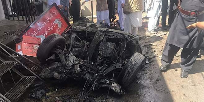 Pakistan'da suikast girişimi