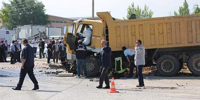 Başsavcı ve şoförünün hayatını kaybettiği kazada yeni gelişme