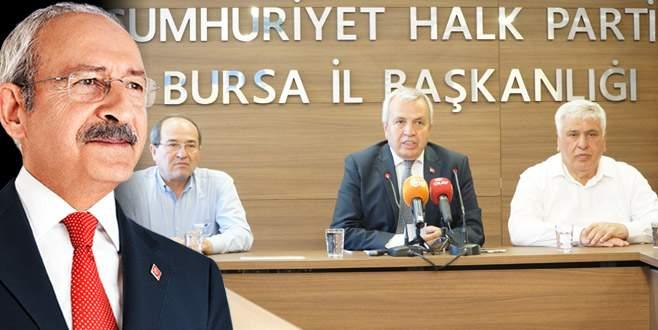 Kılıçdaroğlu Bursa'da