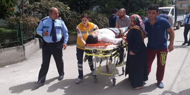 Bursa'da nefes kesen rehine operasyonu