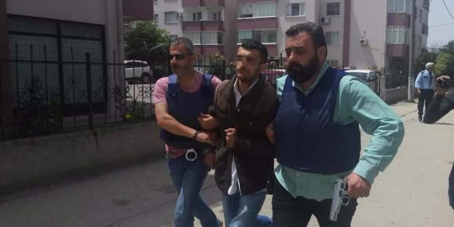 Bursa'da rehine operasyonunda zanlı etkisiz hale getirildi!