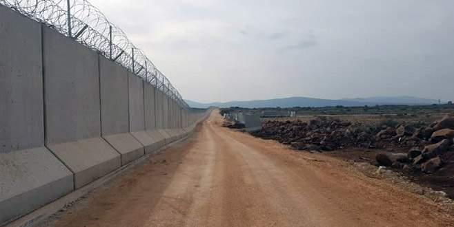 İran sınırına 144 kilometrelik yeni duvar