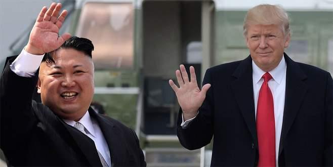 Trump'a zeytin dalı