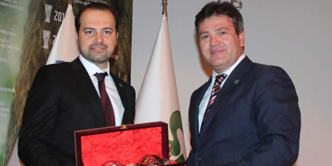 DOSABSİAD'a yeni başkan