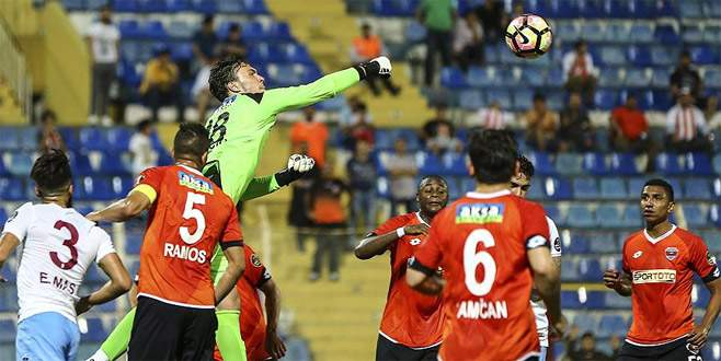 Adanaspor Süper Lig'e veda eden ilk takım oldu