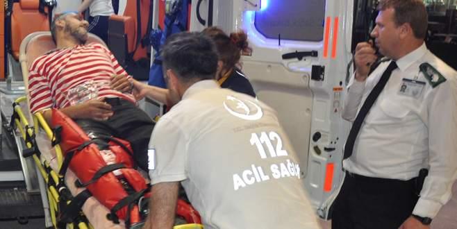 Bursa'da pompalı tüfekle dehşet: 2 olay, 3 yaralı