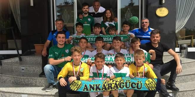 Rahmiye Malcıoğlu finalde