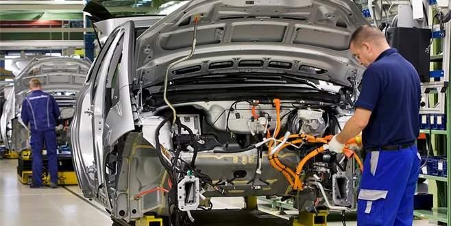 Renault'ta üretim başladı