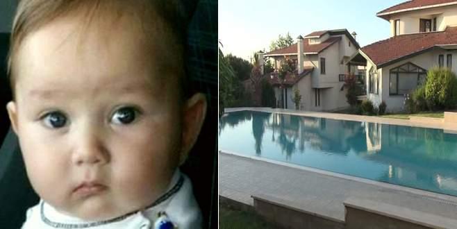 Lüks sitenin havuzuna düşen çocuk boğuldu