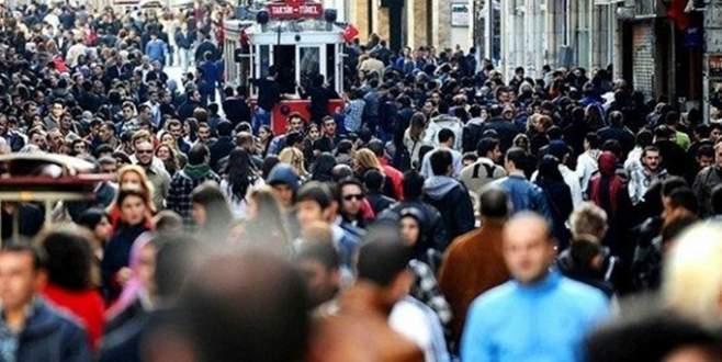 Türkiye nüfusunun yüzde 16'sı genç