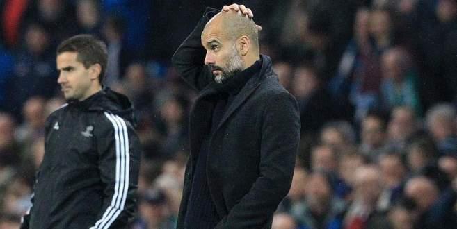 Guardiola'dan başarısızlık itirafı