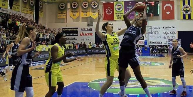 Kadın basketbolunda şampiyon belli oluyor