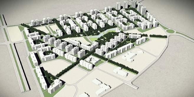 Vatan Mahallesi'nde planlı yapılar yükselecek