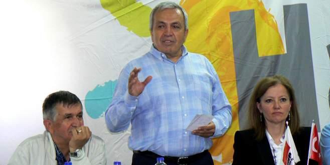 Orhangazi CHP'de Danışma Kurulu toplandı