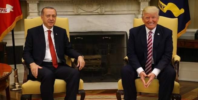 Cumhurbaşkanlığı'ndan Erdoğan-Trump görüşmesi açıklaması