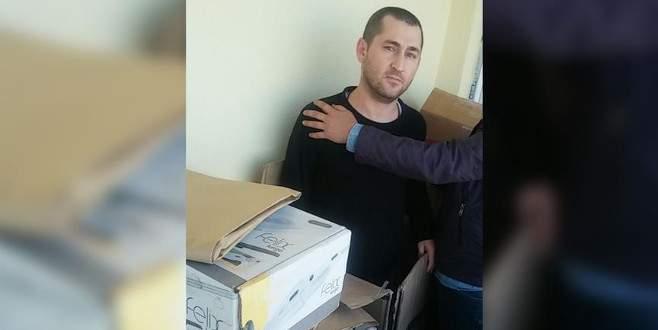 Kolide saklanmış halde yakalanan FETÖ'cü tutuklandı