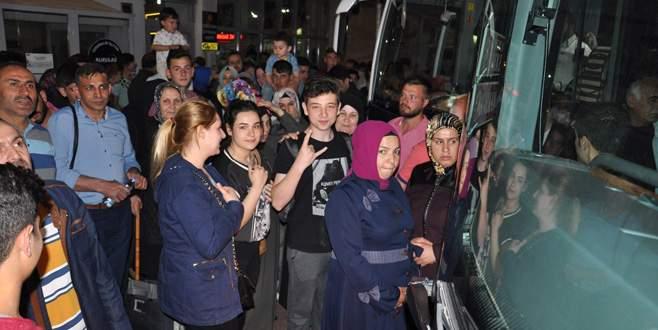 Turizm öğrencilerine 5 yıldızlı staj