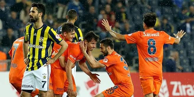 Medipol Başakşehir finalde
