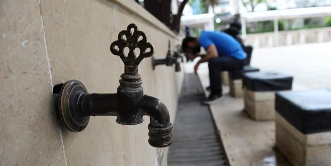 Bursa'da 'su' sızmıyor