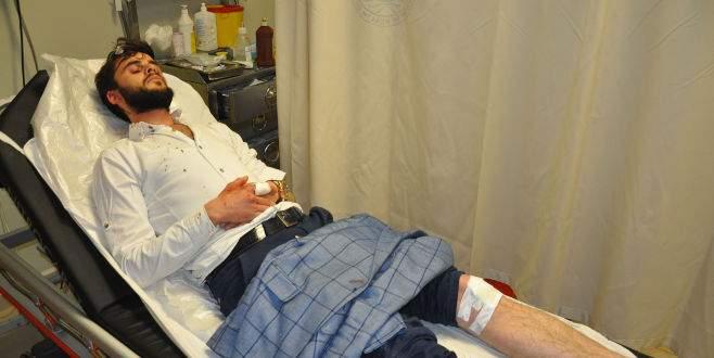 Bursa'da işadamını yaralayıp 10 bin lirasını gasp ettiler