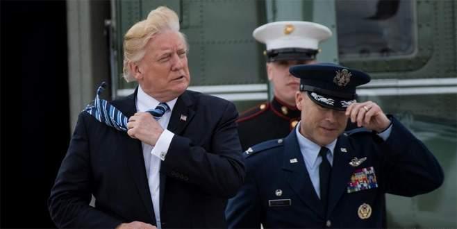 Trump kriz sarmalında