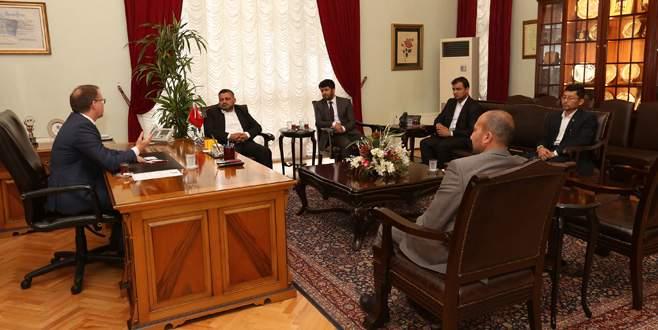 Afganistan'dan kardeşlik adımı