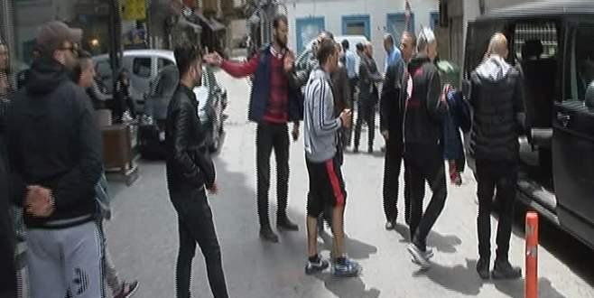 Taksim'de ortalık savaş alanına döndü