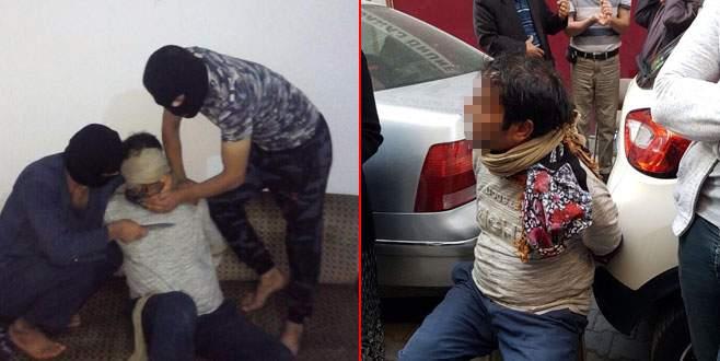 İranlı mühendisi kaçırıp fidye istediler