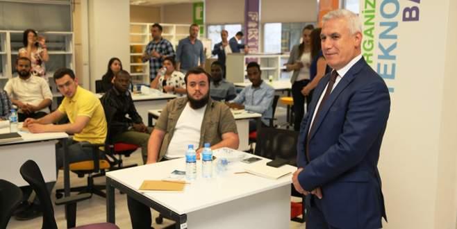 Bozbey: Ülkemizin proje üreten gençlere ihtiyacı var