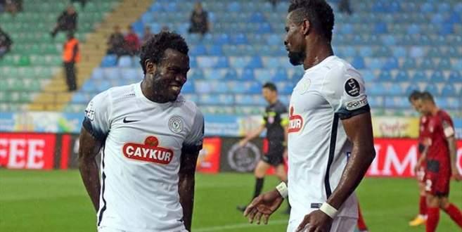 Gaziantepspor Süper Lig'e veda etti