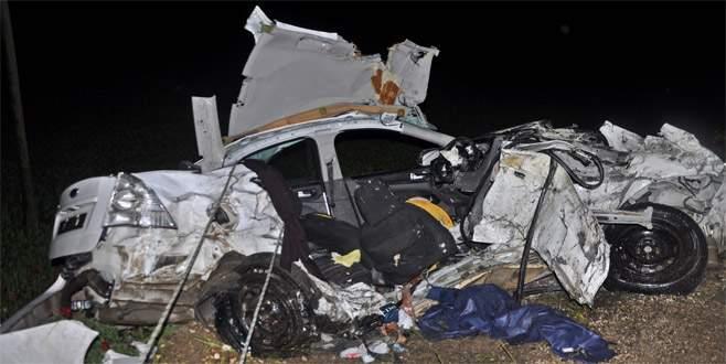 Kaza bir aileyi yok etti
