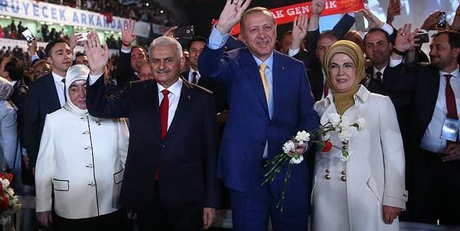 AK Parti'de tarihi kongre