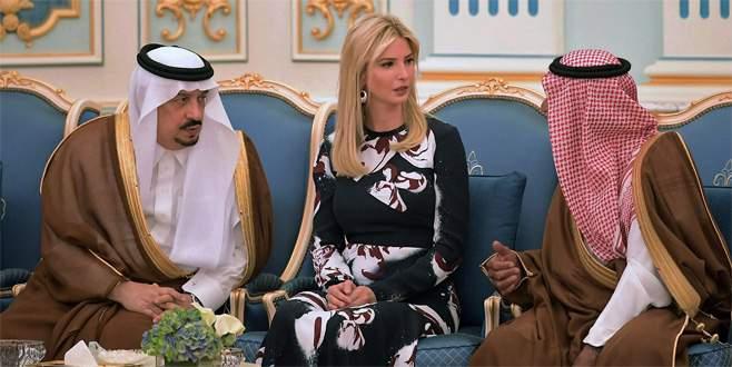 Suudi işadamı Trump'tan kızı Ivanka'yı istedi