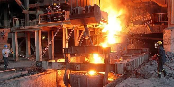 Çelik üreticileri endişeli