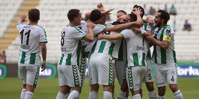 A. Konyaspor 3-0 K. Karabükspor