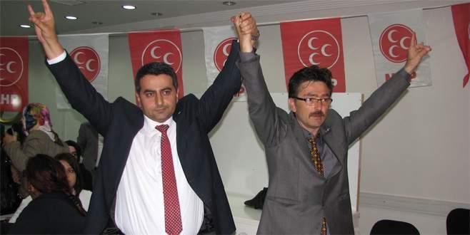 Gürsu MHP'de kazanan Ali Osman Beysir oldu
