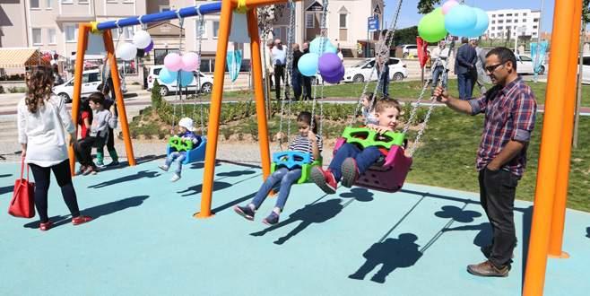 Kurtuluş Mahallesi'ne 3 yeni park