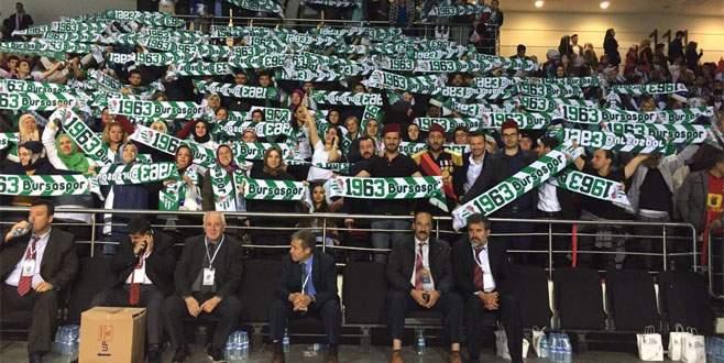 AK Parti Bursa teşkilatı 52 otobüs ile tarihi kongreye çıkarma yaptı