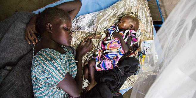 Trump'ın kesintisiyle 600 bin çocuk ölüm riski altında