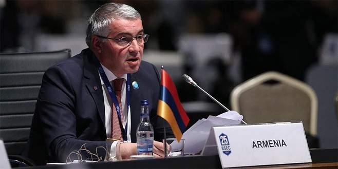 Cumhurbaşkanı Erdoğan, Ermenistan temsilcisine tepki gösterdi