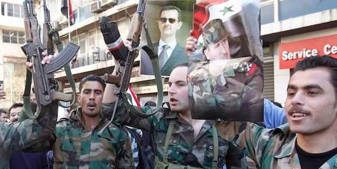 Humus yeniden Esad'ın kontrolünde