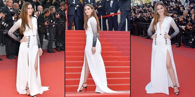 Fahriye'nin Cannes sınavı